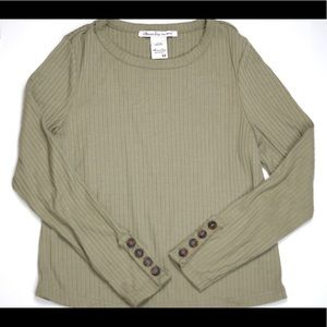Hazel long sleeved shirt